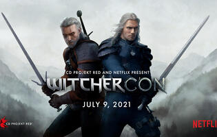 Netflix and CD Projekt Red are partnering up for a Witcher convention in July