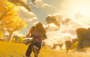 E3 2021: New Breath of the Wild 2 trailer gives Link new powers and a robot arm