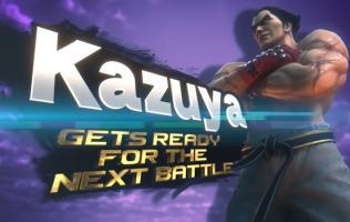 E3 2021: Tekken's Kazuya Mishima is Smash Bros. Ultimate's newest fighter