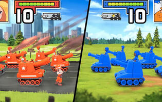 E3 2021: Nintendo reveals a colourful Advance Wars 1+2: Re-Boot Camp 3D remaster