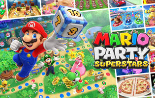E3 2021: Mario Party Superstars brings back fan-favourite boards and minigames