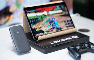 Linksys's latest 5G and Wi-Fi 6 Mobile Hotspot supports up to 15 devices at once