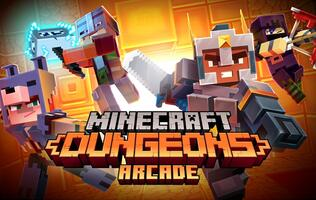 Timezone VivoCity will debut Southeast Asia's first Minecraft Dungeons Arcade game on 25 Jun