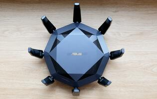 ASUS RT-AX89X AX6000 router review: Master of connectivity