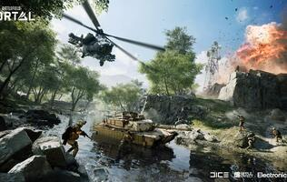 Battlefield 2042's latest feature allows players to create and share their own custom warzones