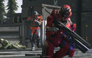 343 Industries seems to be gearing up for Halo: Infinite's first technical preview