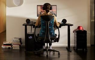 Herman Miller shows off more Gaming variants of their best-selling office products