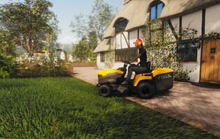 The August 2021 Games Playlist - Here be lawnmowers!