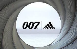Adidas has unveiled a 007 UltraBOOST Collection inspired by No Time to Die