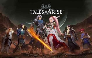 Tales of Arise Review: A flashy and enjoyable JRPG that's gloriously rewarding to play