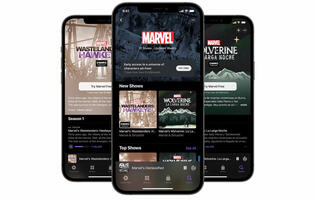 New Marvel podcast subscriptions are now available only on Apple Podcasts
