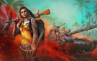 Far Cry 6 feels very familiar but that might not be a bad thing