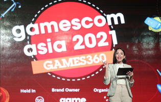 Here are all of Gamescom Asia 2021's game announcements and sneak peeks
