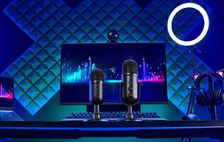 Razer launches Seiren V2 Pro and V2 X USB microphones for streamers