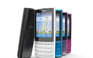 "Nokia Debuts X3 Mobile Phone With ""Touch and Type"" Design"