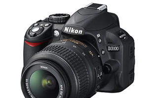 New Nikon D3100 Officially Announced - Entry Level DSLR with Full HD Video