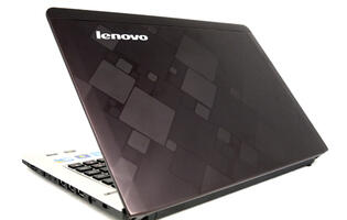 First Looks: Lenovo IdeaPad U460