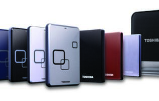 Toshiba Introduces its Next Generation of Portable and Desktop Hard Drives