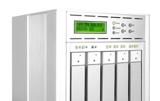 RAIDON Technology Presents the GR6610-5S-U5, a 5 Bay SAS RAID 0, 1, 0+1, 3, 5, 6, 10 and JBOD External Storage Solution