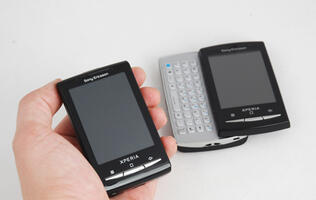 Preview: Sony Ericsson Xperia X10 mini and X10 mini pro