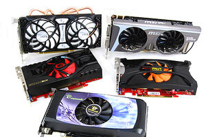 GeForce GTX 460 Roundup Part 2 - Mainstream Bonanza
