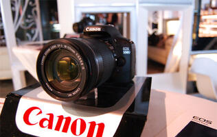A Slice of Canon Heaven - New Cameras and Printers for 2010