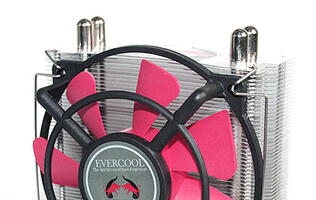 First Looks: Evercool Buffalo CPU Cooler