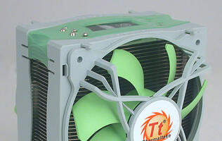 Thermaltake Jing CPU Cooler - A Stealthy Proposal