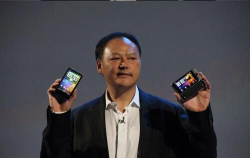 HTC's New Smartphones