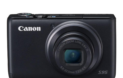 Canon PowerShot S95 - Taking the Evolution Path