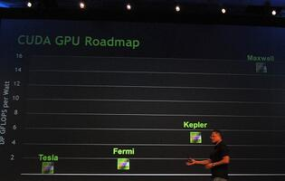 NVIDIA's Fermi Successors Revealed - Kepler and Maxwell