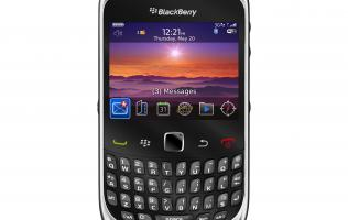 RIM Introduces the New BlackBerry Curve 3G Smartphone in Singapore