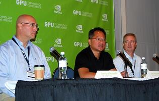 NVIDIA's Head Honchos Speak - Computing Trends and Platform Updates