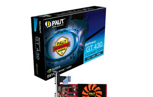 Palit GT 430 is the ideal DX11 and HTPC 3D Graphics card