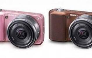 Sony Expands Colour Range and Functionality for Alpha NEX Cameras