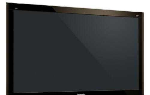 Pansonic VIERA TH-P50VT20S 3D TV - Dark Knight Rising