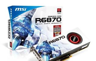 MSI Launches R6800-series Graphics Cards