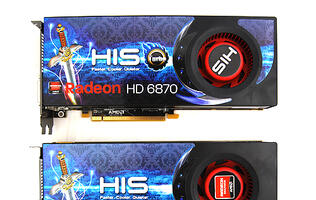 HIS HD 6870 Turbo - Turbocharged 6870