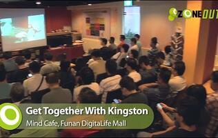 Kingston's Get Together with HardwareZone Members
