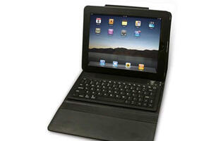 eGear Introduces iBluPad Bluetooth Keyboard for iPad