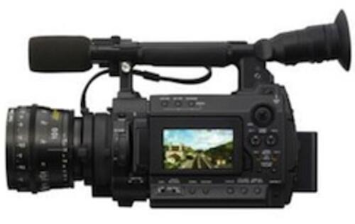 Sony Unveils First Super 35mm Professional Portable Camcorder