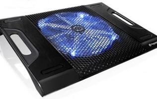 First Looks: Thermaltake Massive23 LX Notebook Cooler