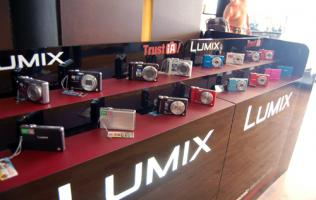Riding the Waves with Panasonic - New Cameras and Camcorders for 2010