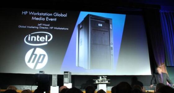 HP Partner Showcase : HP's New Workstations for 2010 - HardwareZone