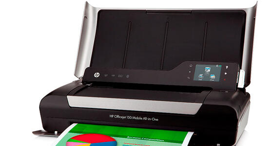 hp officejet 150 mobile all in one printer manual